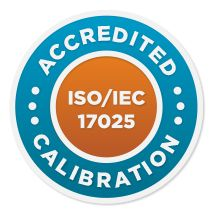 Accredited Calibration
